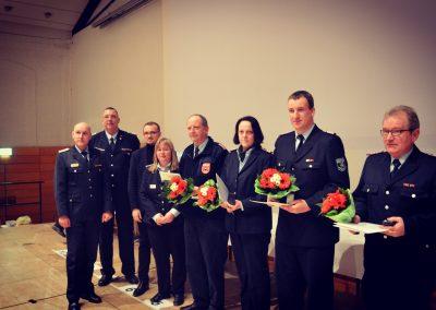 Ehrennadel der Mecklenburg-Vorpommerschen Jugendfeuerwehr  in Silber
