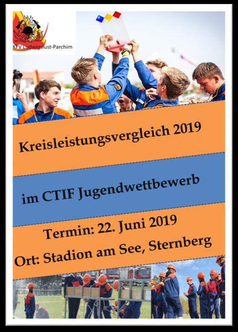 Kreisausscheid der Jugendfeuerwehren des Kreisfeuerwehrverbandes Ludwigslust-Parchim