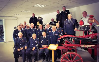 Sommerausflug der Ehrenmitglieder des KFV LUP